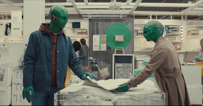 """Hưởng ứng lối sống xanh, IKEA tự nhận là """"người ngoài hành tinh"""""""