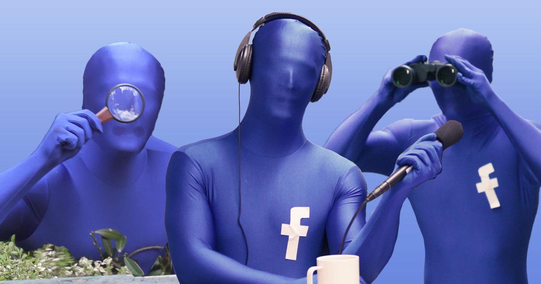 Facebook không hề nghe lén!?