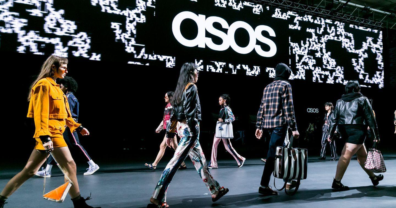 ASOS: Kẻ tiên phong cho cuộc chơi mua đồ thời trang thông qua trực tuyến