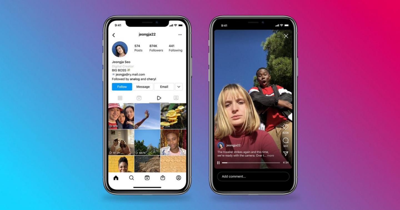 """""""Khai tử"""" IGTV, Instagram hợp nhất các tính năng video thành """"Instagram Video"""""""
