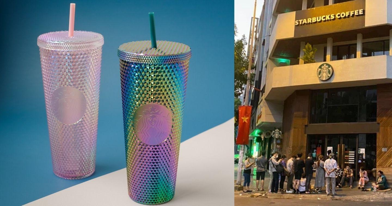 """""""Cơn sốt"""" ly nhựa Starbucks từ góc nhìn Marketing"""