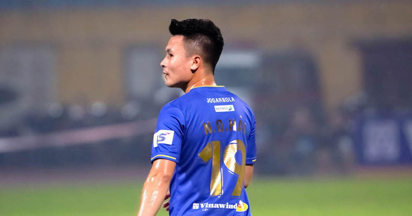 Professional football player Nguyễn Quang Hải launches YouTube channel with AnyMind Group