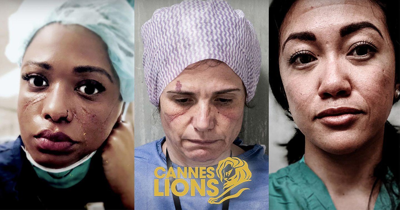 """Cannes Lions 2021: Dove """"thắng lớn"""" 11 giải với chiến dịch tri ân đội ngũ y bác sĩ"""