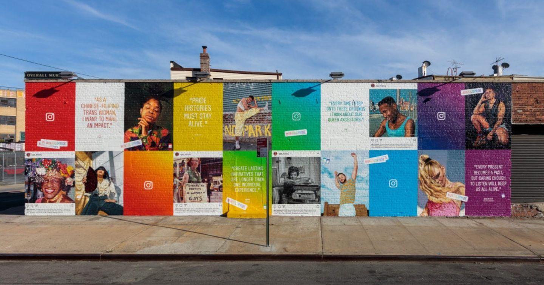 9 chiến dịch quảng cáo ngoài trời hưởng ứng tháng Tự hào LGBTQ+