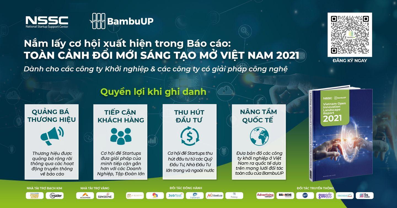 Cơ hội vàng để xuất hiện trên bản đồ đổi mới sáng tạo Việt