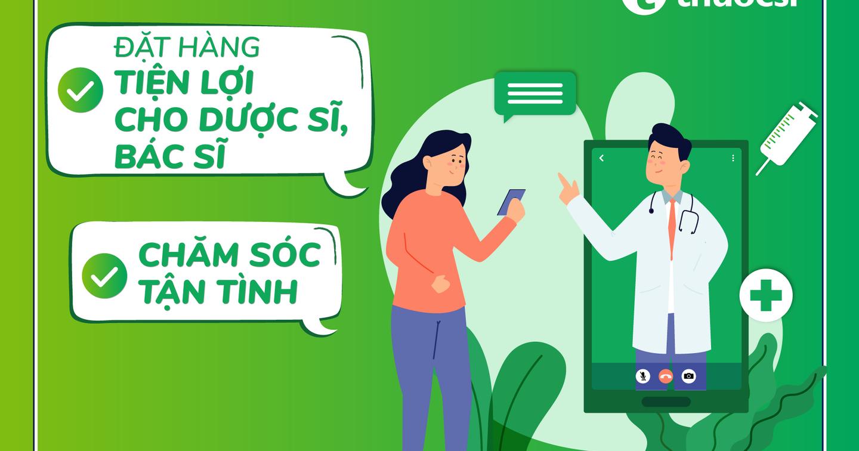 Thuocsi.vn Và Hành Trình Cách Mạng Hóa Ngành Phân Phối Dược Phẩm Việt Nam