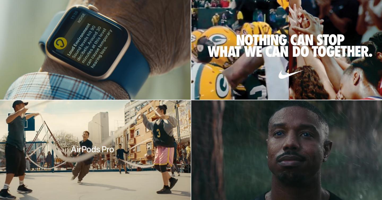 Apple, Nike và Amazon cạnh tranh gay gắt tại đề cử Quảng cáo xuất sắc của giải Emmys năm 2021