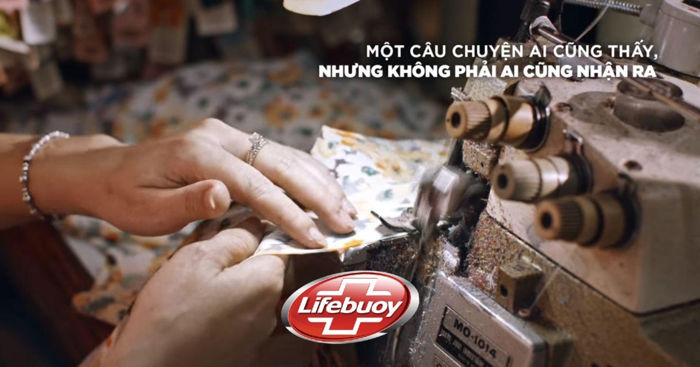 """Lifebuoy chiếm trọn trái tim cộng đồng mạng với """"Câu chuyện của những đôi bàn tay"""""""