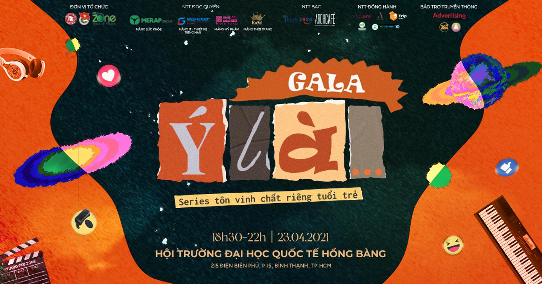 """Đêm nhạc """"Ý là…"""" Gala 2021 - Mảnh ghép cuối cùng của tấm bản đồ tìm kiếm chất riêng tuổi trẻ"""