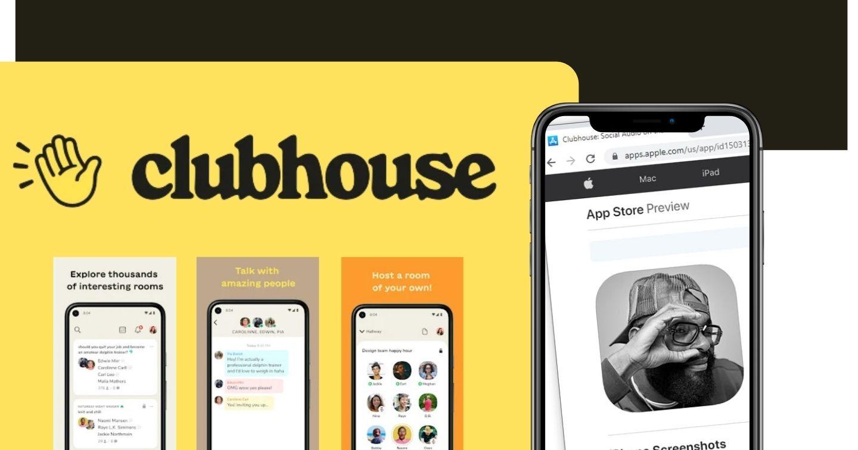 Clubhouse chính thức loại bỏ chế độ mời riêng tư, giới thiệu logo và giao diện wesbite mới