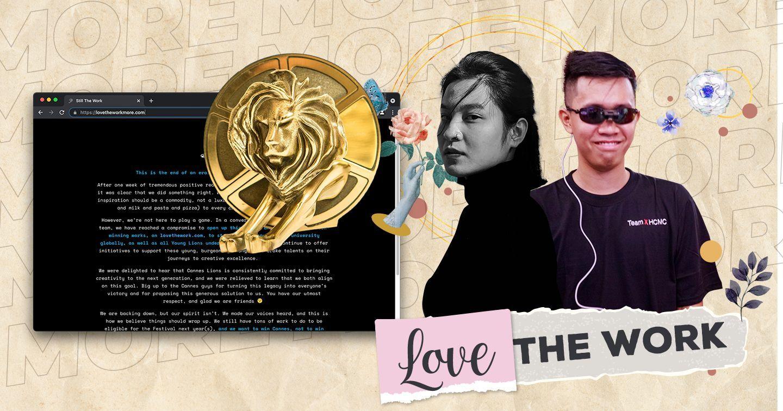 """Cannes Lions """"đầu hàng"""" trước 2 nhà sáng tạo Việt, mở miễn phí kho tài liệu cho người trẻ dưới 30 tuổi"""