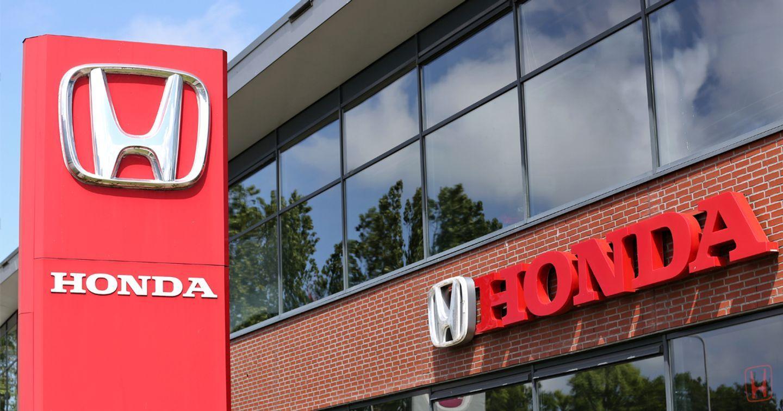 """Logo Honda, biểu tượng được """"bảo tồn"""" số 1 Châu Á"""