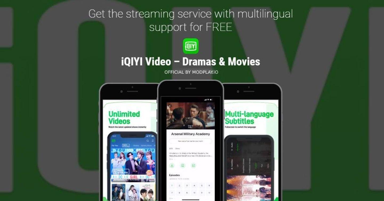 Ứng Dụng iQIYI Video – Phim & TV show: Ông Lớn Ngành Giải Trí Hoa Ngữ