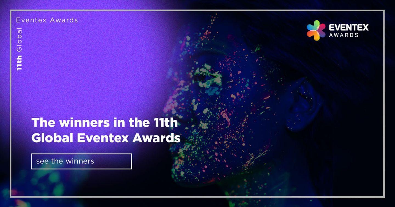 PER-FECTIV tiếp tục được vinh danh tại giải thưởng danh giá Eventex 2021