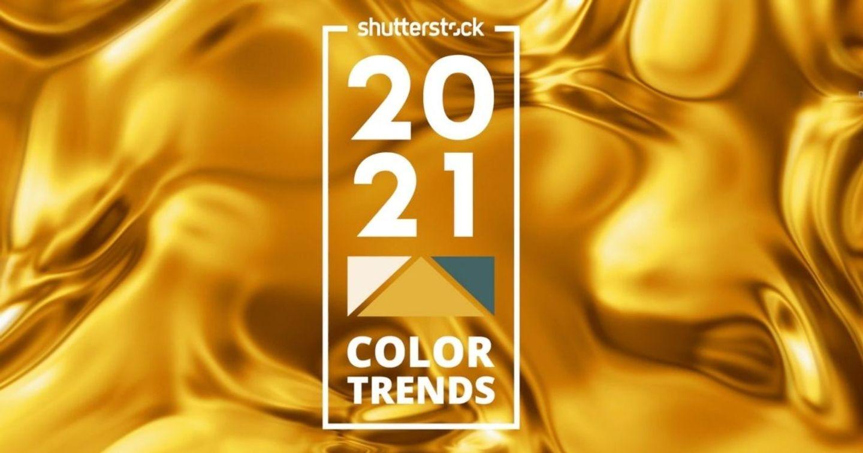 [Infographic] Shutterstock trình làng bộ sưu tập màu sắc xu hướng năm 2021