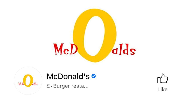 """McDonald's bất ngờ cập nhật logo mới với chữ """"O"""" quá khổ"""