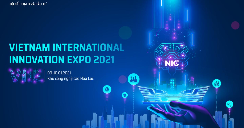 Mời tham dự: Triển lãm quốc tế Đổi mới sáng tạo Việt Nam 2021