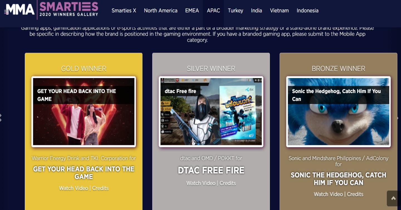 """Với chiến dịch """"Bừng tỉnh chơi mới đỉnh"""", TKL Media giành giải Vàng MMA APAC 2020"""