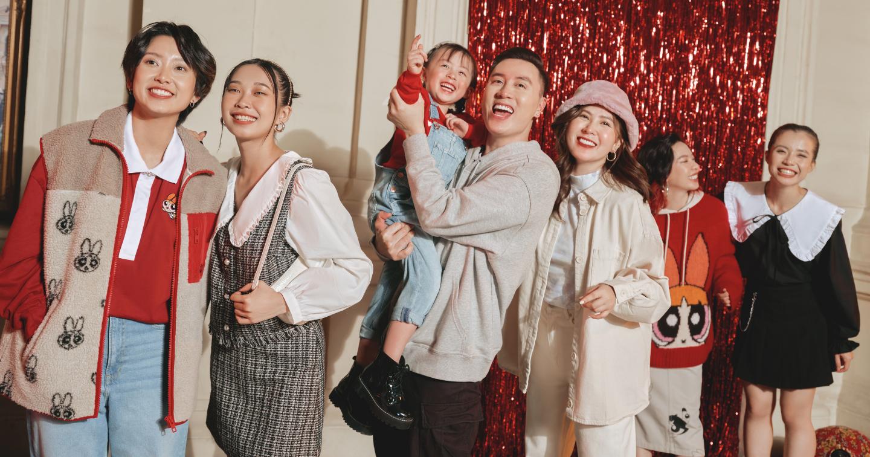 """H&M ra mắt chiến dịch chào đón Tết Nguyên Đán 2021 cùng thông điệp """"Tôn vinh giá trị của sự khác biệt"""""""