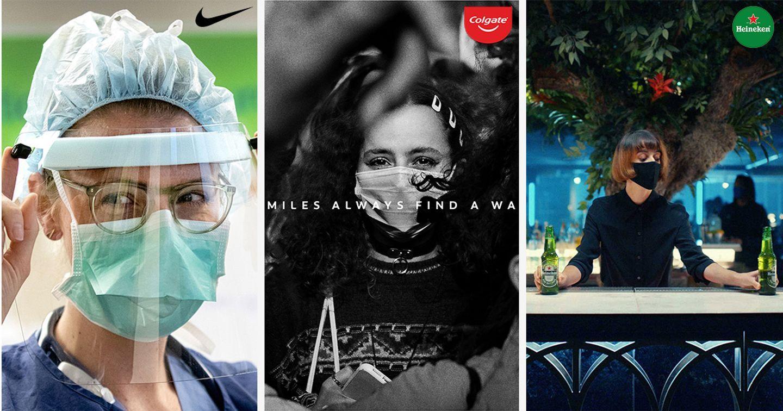 Quảng cáo thời COVID: Các thương hiệu sáng tạo ý tưởng thế nào?