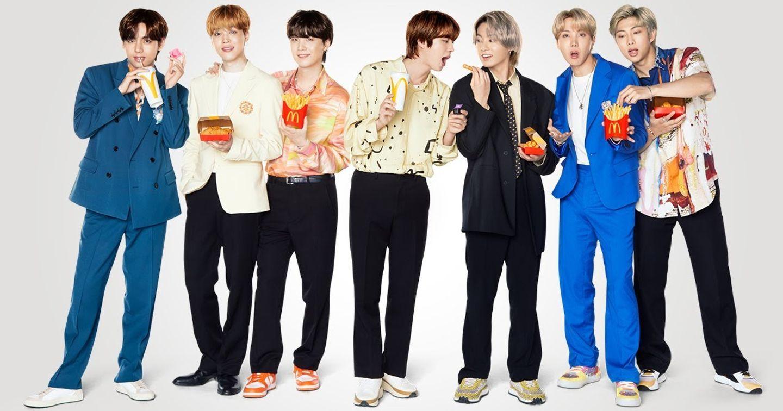 Tầm ảnh hưởng của BTS đến lượt tìm kiếm thương hiệu tại Việt Nam