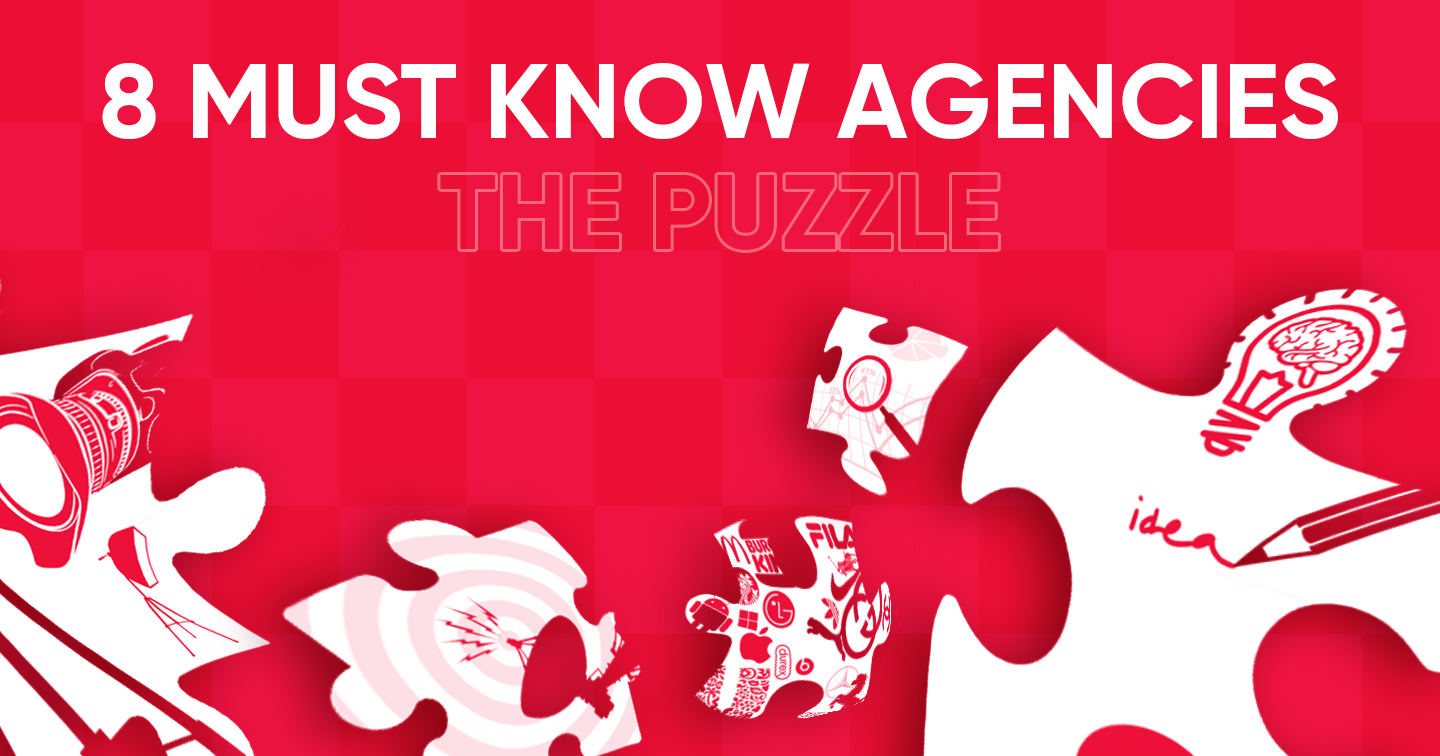 8 must know Agencies - Piecing the puzzle together