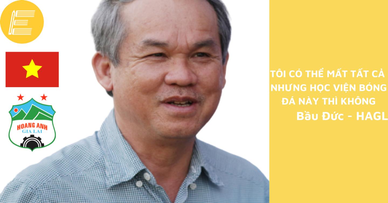 Thành công của đội tuyển quốc gia Việt Nam và bài học định vị thương hiệu đến từ Bầu Đức