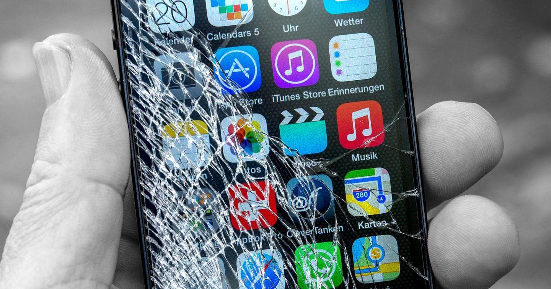 Apple đăng ký bằng sáng chế công nghệ phát hiện vết nứt trên màn hình