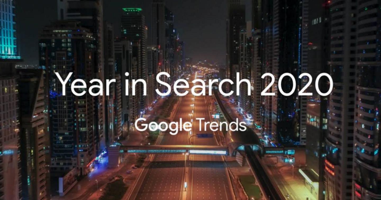 Google công bố danh sách từ khóa được tìm kiếm nhiều nhất năm 2020