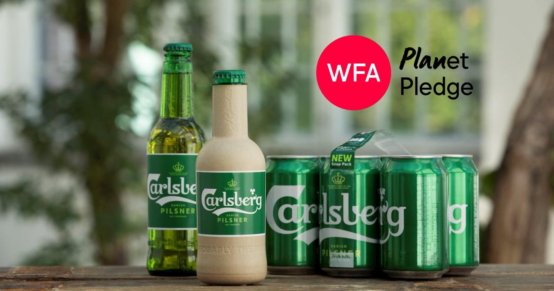 Carlsberg và hàng loạt tập đoàn lớn ký cam kết sử dụng marketing như động lực thay đổi khí hậu