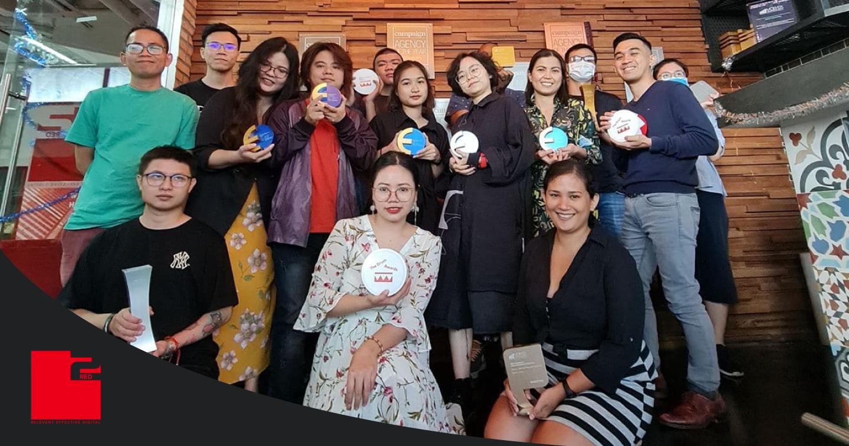 """RED² Digital """"bội thu"""" 15 chiếc cúp tại 6 giải thưởng uy tín của khu vực Châu Á–Thái Bình Dương (APAC)"""