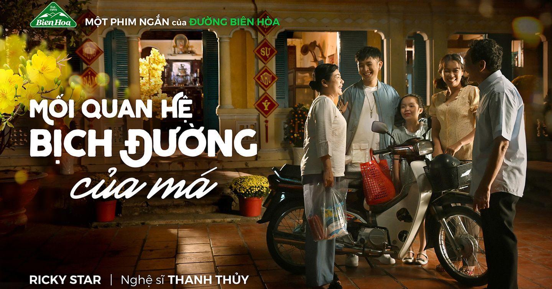 Đường Biên Hòa gia nhập đường đua quảng cáo Tết – Tăng giá trị cho bịch đường Việt Nam