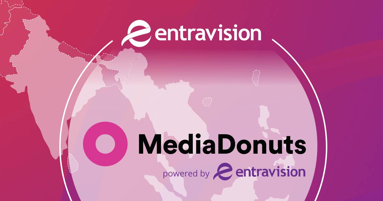 Entravision Communications Corporation mở rộng hoạt động trên toàn cầu với việc mua lại agency MediaDonuts