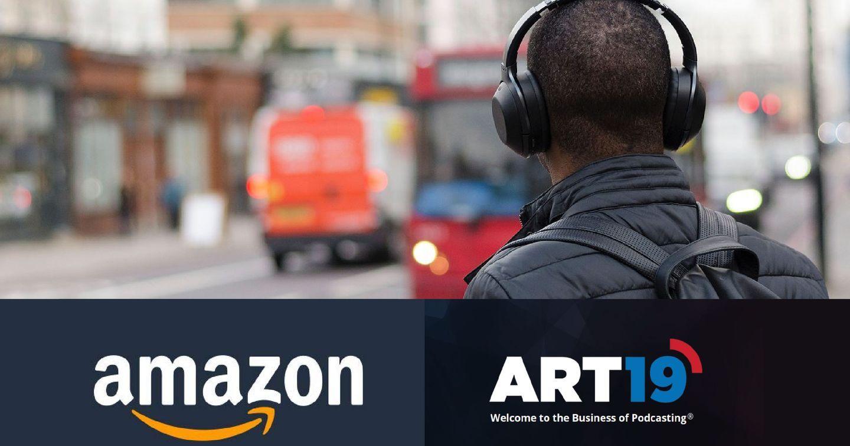 Amazon thâu tóm nhà phân phối podcast lớn, chen chân vào thị trường Audio tiềm năng