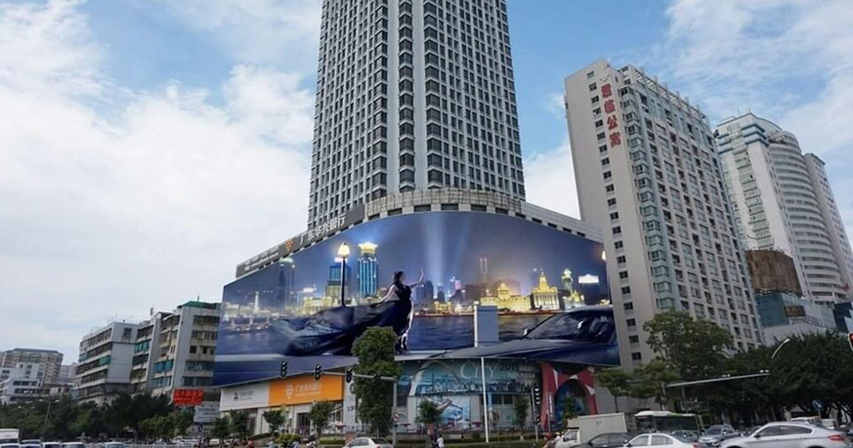Điểm danh top màn hình LED quảng cáo lớn nhất trên thế giới