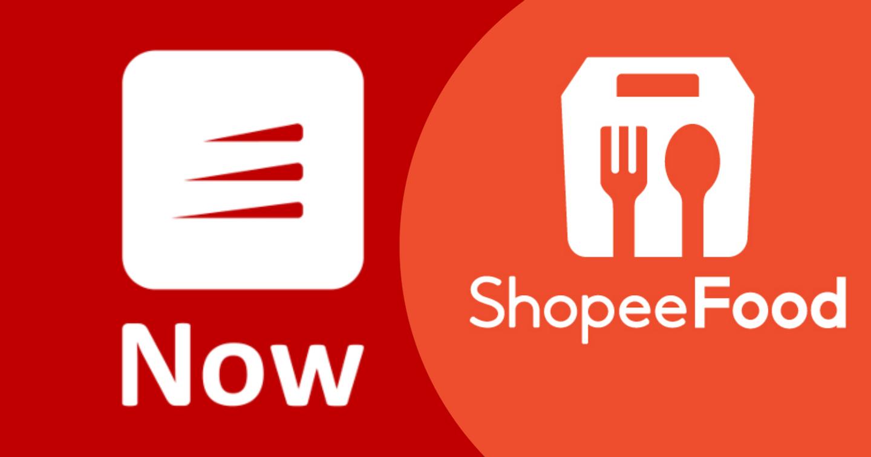 Now chính thức đổi tên thương hiệu thành Shopeefood từ ngày 18.08.2021