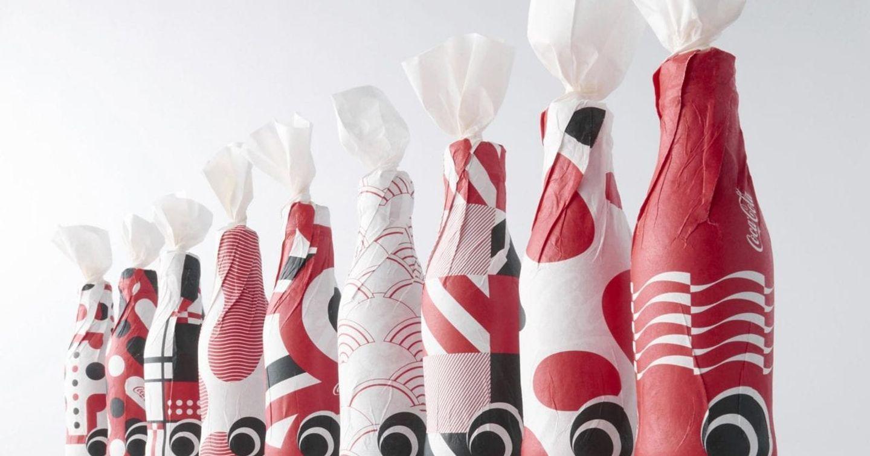 Thiết kế bao bì mới Cola - Nobori cho ngày hội đèn lồng cá chép Nhật Bản