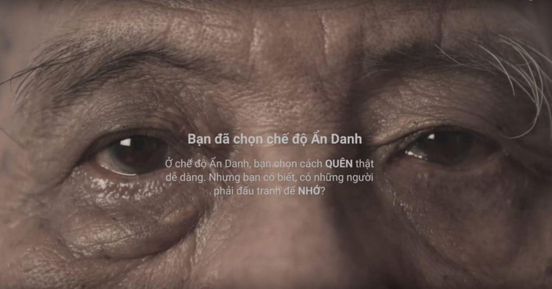Cốc Cốc hợp tác cùng Isobar Việt Nam giới thiệu dự án nhằm nâng cao nhận thức về bệnh Alzheimer's