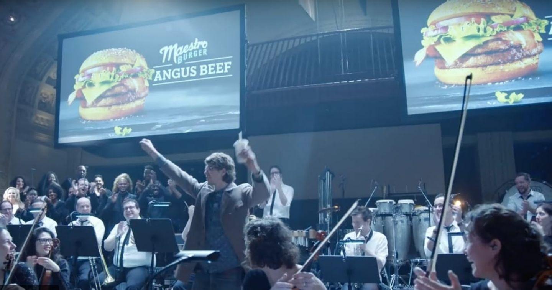 Trầm trồ với dàn nhạc giao hưởng của McDonald's