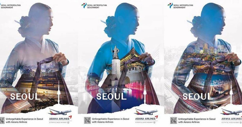 Sai lầm trong việc lựa chọn hình ảnh minh họa, quảng cáo du lịch Hàn Quốc bị cáo buộc truyền tải thông điệp tình dục