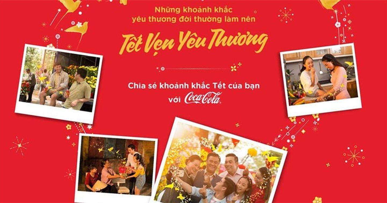 Coca-Cola và hành trình chinh phục trái tim người Việt vào mỗi dịp Tết