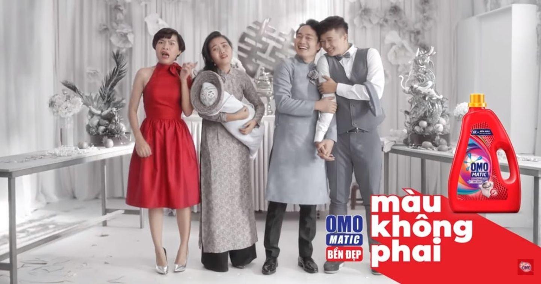 Giải mã bí ẩn đằng sau 6 giây quảng cáo Omo Matic Bền Đẹp từ Ogilvy Việt Nam