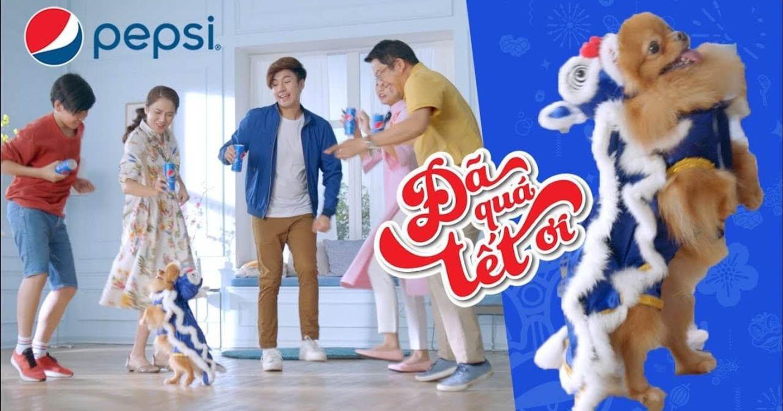 """Pepsi đã chạm đến hàng triệu trái tim """"Millennials"""" Việt như thế nào trong dịp Tết 2018?"""