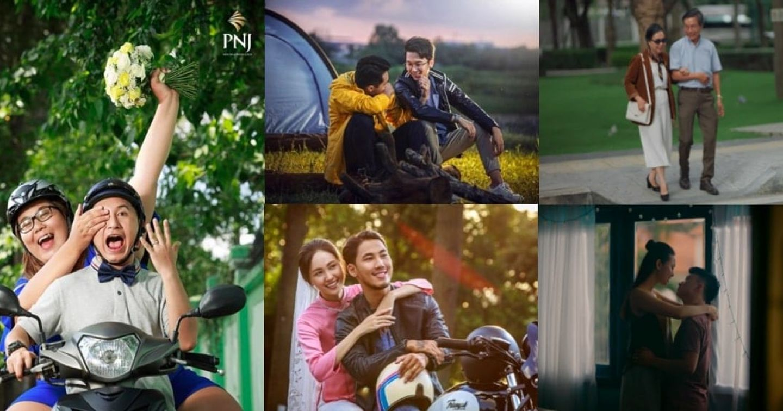 """Chiến dịch """"Đẹp đôi về một nhà"""" của Hạnh Phúc Vàng-PNJ 2018 thành công với cảm hứng từ tình yêu đích thực"""