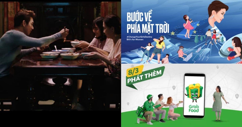 """Thương hiệu Việt và những chiến dịch marketing ngày 8/3 """"tri ân"""" người phụ nữ"""