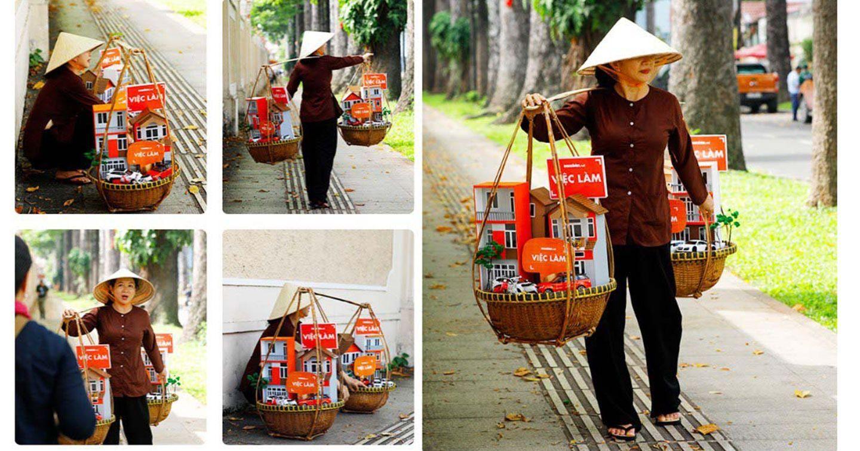 """""""Ai MuaBán không"""" - Muaban.net và Happiness Saigon làm Sài Gòn cười """"nghiêng ngả"""" với màn rao hàng rong có một không hai"""