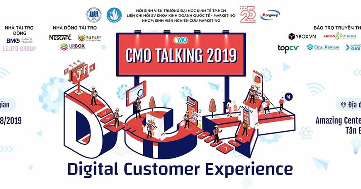 [TCBC] CMO TALKING 2019: Digital Customer Experience