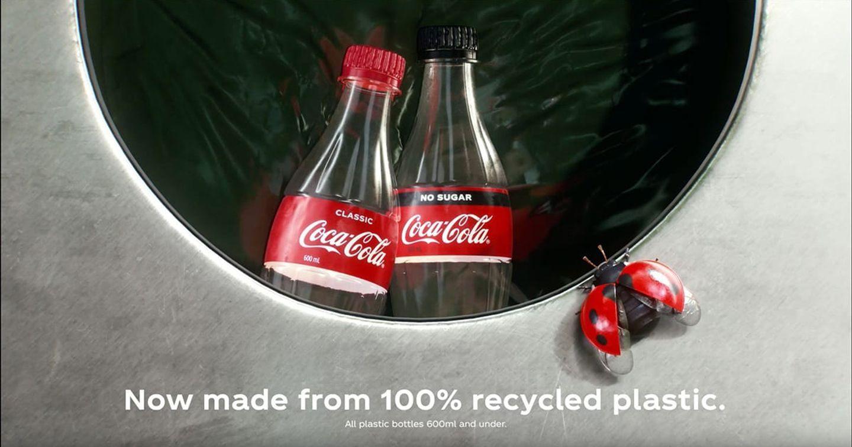 Coca Cola Úc bắt đầu hành trình ngăn ngừa tác hại tiêu cực từ nhựa