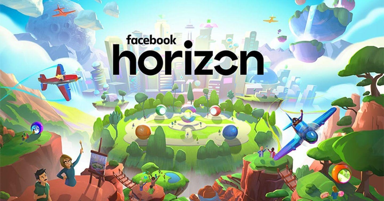 Facebook giới thiệu mạng xã hội thực tế ảo Horizon, ra mắt năm 2020