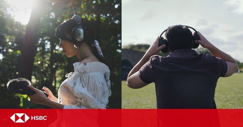 """HSBC phát hành audio âm nhạc giúp """"xoa dịu nỗi nhớ nhà"""" của du học sinh"""